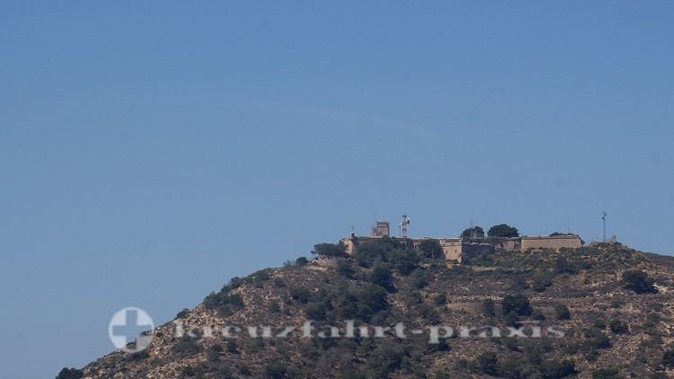 Cartagena - Castillo de Galeras