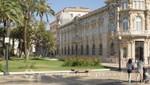 Cartagena - Seitenfront Rathaus