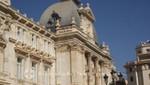 Cartagena - Rathausfassade