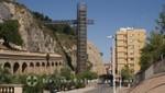Cartagena -Aufzug zum Castillo de la Concepcion