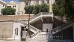Cartagena - Carlos lll. Wallanlage mit Büste des Königs