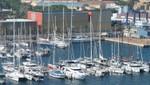 Cartagena - Yachthafen und Kongresspalast