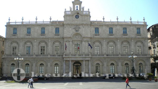 Catania - Sitz der Universität