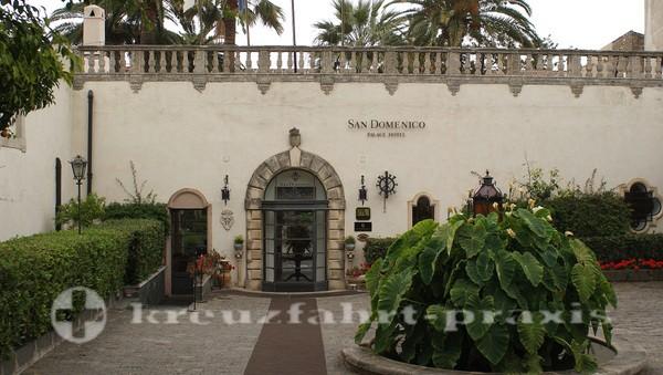 Taormina - San Domenico Palace Hotel