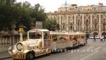 Catania - Der Treno Turistico
