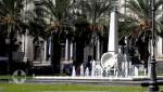 Catania - Brunnen an der Piazza Cutelli