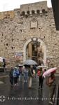 Taormina - Porta Catania