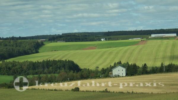 Charlottetown - Prince Edward Island -Rolling Hills