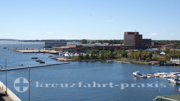 Charlottetown - Prince Edward Island -Charlottetown Harbour