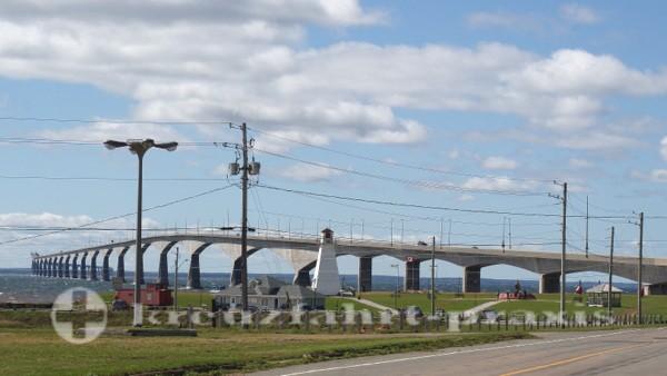 Charlottetown - Prince Edward Island -Confederation Bridge