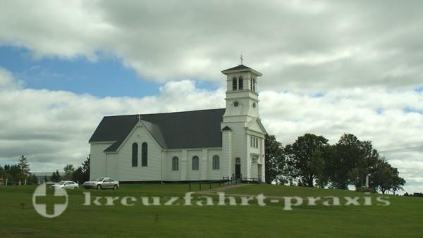 Charlottetown - Prince Edward Island - Katholische Kirche bei Summerfield