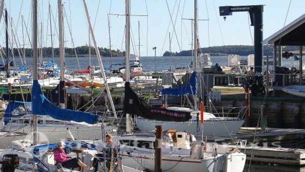 Charlottetown - Prince Edward Island - Marina bei Peake's Wharf