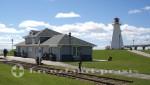 Charlottetown - Prince Edward Island - Ehemaliges Fährhaus bei Borden-Carlton