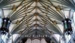 Charlottetown - Prince Edward Island - St. Dunstan's Basilica - Kirchenschiff