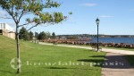 Charlottetown - Prince Edward Island - Promenade am Naturhafen