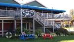 Charlottetown - Prince Edward Island - Restaurant an der Peake's Wharf  Merchants Ladenzone