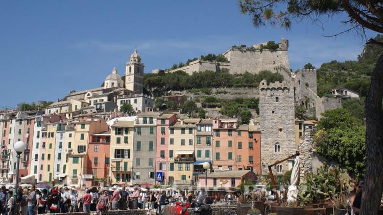 Portovenere - Tor zu den Cinque Terre