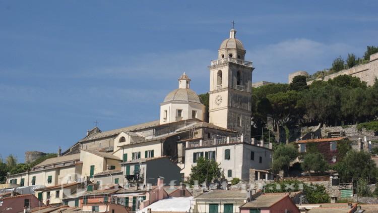 Cinque Terre - Portovenere - San Lorenzo
