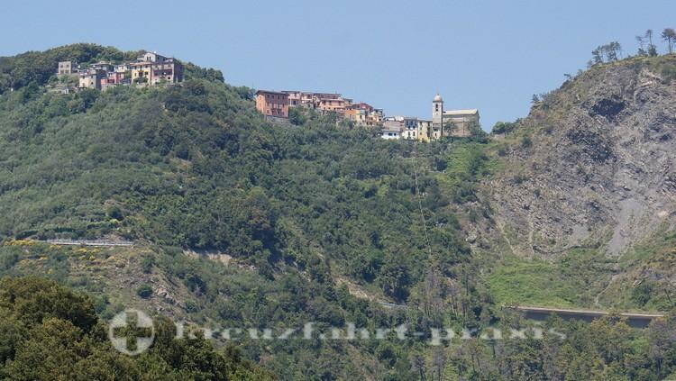 San Bernardinio bei Corniglia