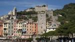Portovenere - Festung und Wehrturm