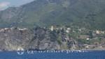 Cinque Terre - westlich von Manarola