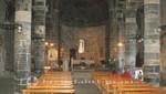 Vernazza - Kirchenschiff der Santa Margherita di Antiochia