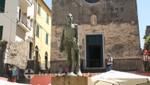 Corniglia - Gefallenendenkmal in der Via Fieschi