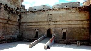 Forte Michelangelo - Eingang