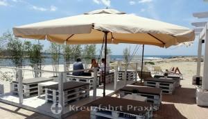 Strandbar am Pirgo Strand