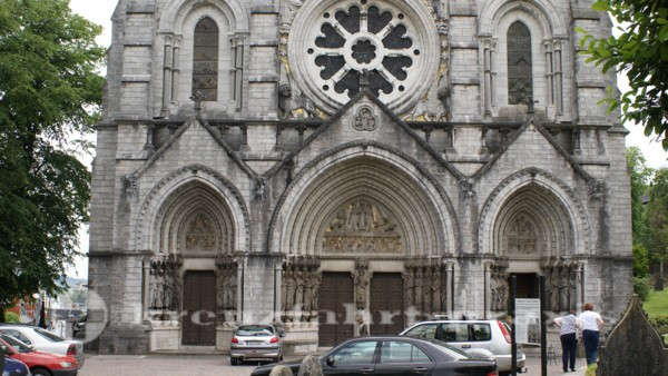 Cork - St. Fin Barres Cathedral - Westportal