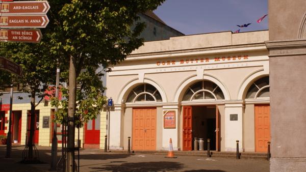 Cork  - Butter Museum