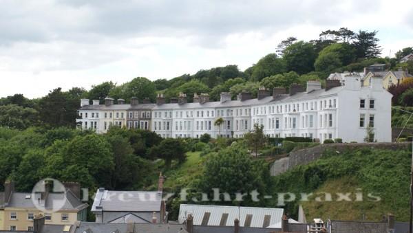 Cobh - Unverbaute Hanglage