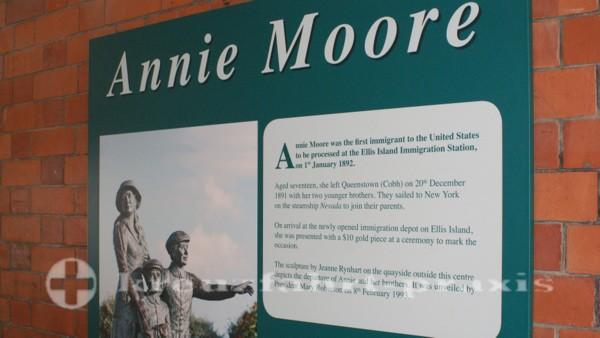 Cobh - Mehr zu Annie Moore