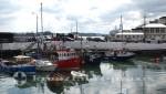 Der Hafen von Cobh