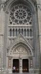 Hauptportal der Kathedrale von Cobh