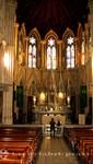 Hauptschiff der Kathedrale von Cobh