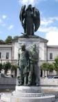 Cobh - Lusitania Memorial