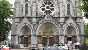 Cork - Saint Fin Barre's Cathedral - Hauptportal