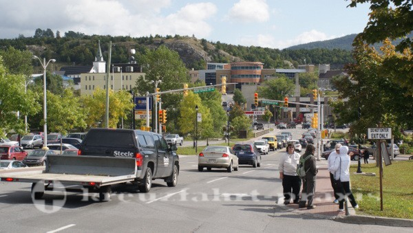 Corner Brook - Rush Hour in Corner Brook