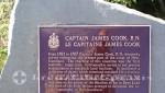Corner Brook - Erinnerungsstein