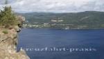 Corner Brook - Captain Cook Aussichtspunkt - Humber Arm Westlich