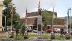 Corner Brook - Kriegerdenkmal im Stadtzentrum
