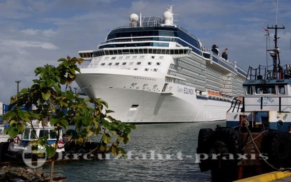 Costa Rica - Hafen von Puerto Limon