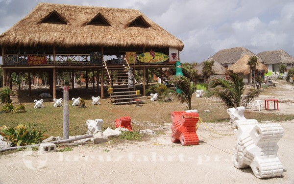 Cozumel - El Diablo an der Ostküste