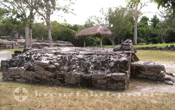 Cozumel - San Gervasio -El Altar
