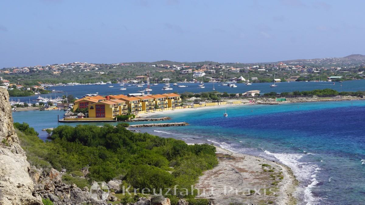 Curaçao - Blick vom Mirador Kaya Guinea