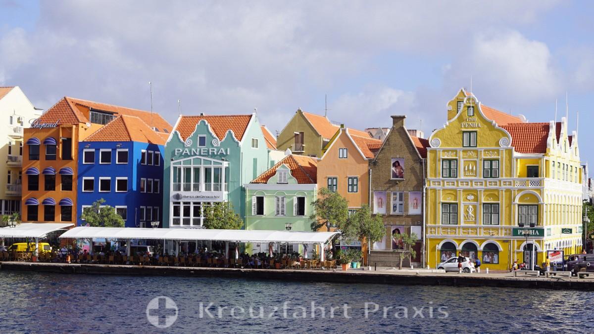 Willemstad - Handelskade an der Sint Annabaai