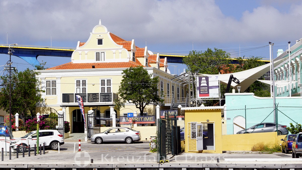Willemstad - das Curaçao Maritime Museum