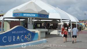 Mega Pier - Information Desk