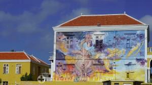 Otrobanda - Keizershof - Sunu-Straßenkunst